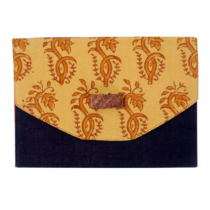 Printed Cotton Envelope